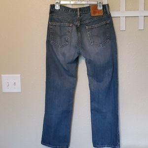Levi Strauss Bootcut Jeans Size 30/30.